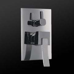 unterputzarmaturen f r die dusche perfecto design. Black Bedroom Furniture Sets. Home Design Ideas