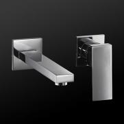 unterputzarmaturen f r waschtisch perfecto design. Black Bedroom Furniture Sets. Home Design Ideas