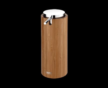 seifenspender nibu stehend bambus hell perfecto design. Black Bedroom Furniture Sets. Home Design Ideas
