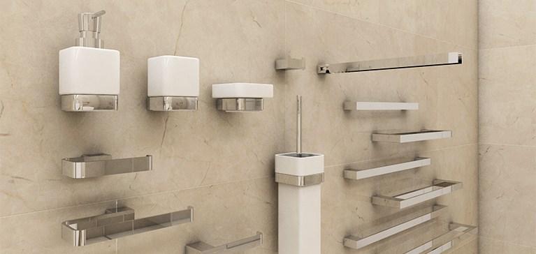 badezimmer accessoires ~ raum- und möbeldesign-inspiration, Badezimmer