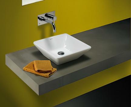 aufsatzwaschtisch sign 40 perfecto design. Black Bedroom Furniture Sets. Home Design Ideas