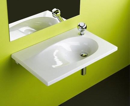 waschtisch h ngend slide perfecto design. Black Bedroom Furniture Sets. Home Design Ideas