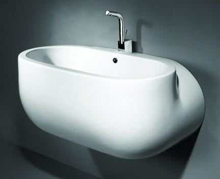 waschtisch h ngend san wca perfecto design. Black Bedroom Furniture Sets. Home Design Ideas