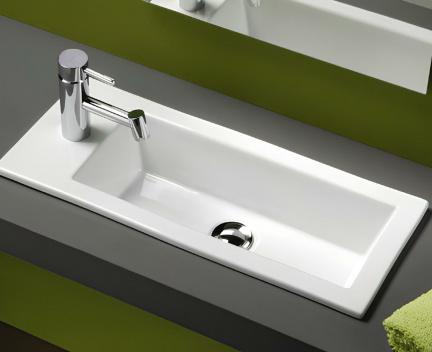 einbauwaschbecken alicante 40 perfecto design. Black Bedroom Furniture Sets. Home Design Ideas