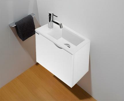 waschtisch mit unterschrank alicante 410 x 250 x 335. Black Bedroom Furniture Sets. Home Design Ideas