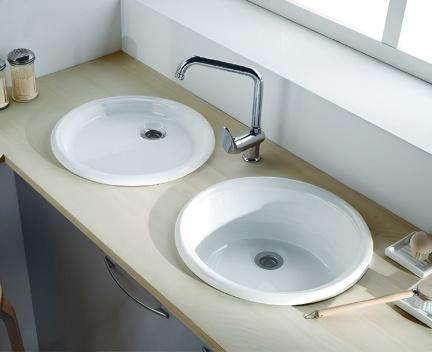 einbauwaschbecken plano perfecto design. Black Bedroom Furniture Sets. Home Design Ideas