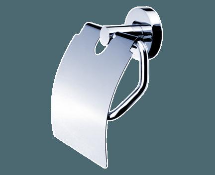 toilettenpapierhalter unix mit deckel perfecto design. Black Bedroom Furniture Sets. Home Design Ideas