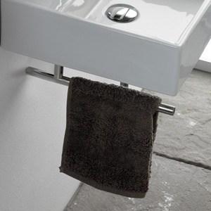 handtuchhalter f r waschbecken perfecto design. Black Bedroom Furniture Sets. Home Design Ideas