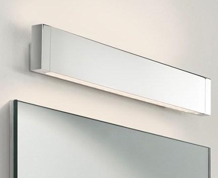 bergamo badezimmer wandleuchte led 600mm perfecto design