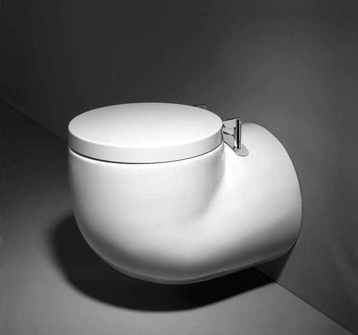 wand wc san wca perfecto design. Black Bedroom Furniture Sets. Home Design Ideas