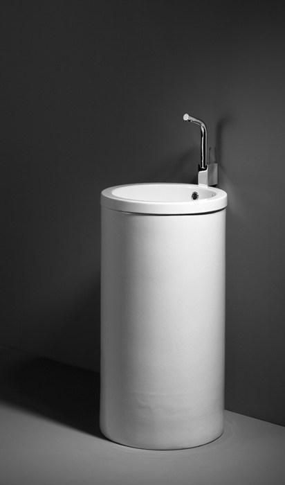 s ule zum waschtisch san wca keramisch perfecto design. Black Bedroom Furniture Sets. Home Design Ideas