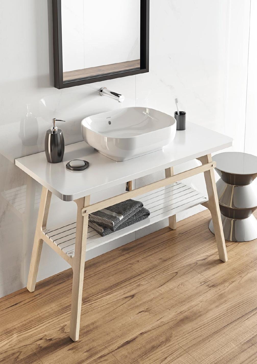 waschbecken sanibold 480 x 400 x 150 waschbecken. Black Bedroom Furniture Sets. Home Design Ideas