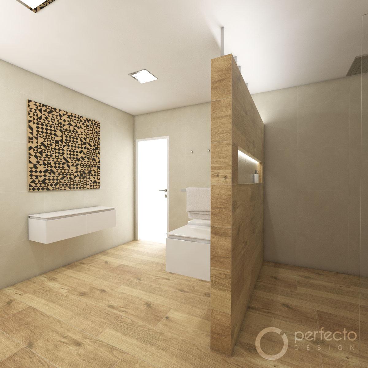natur-badezimmer lara | perfecto design, Badezimmer