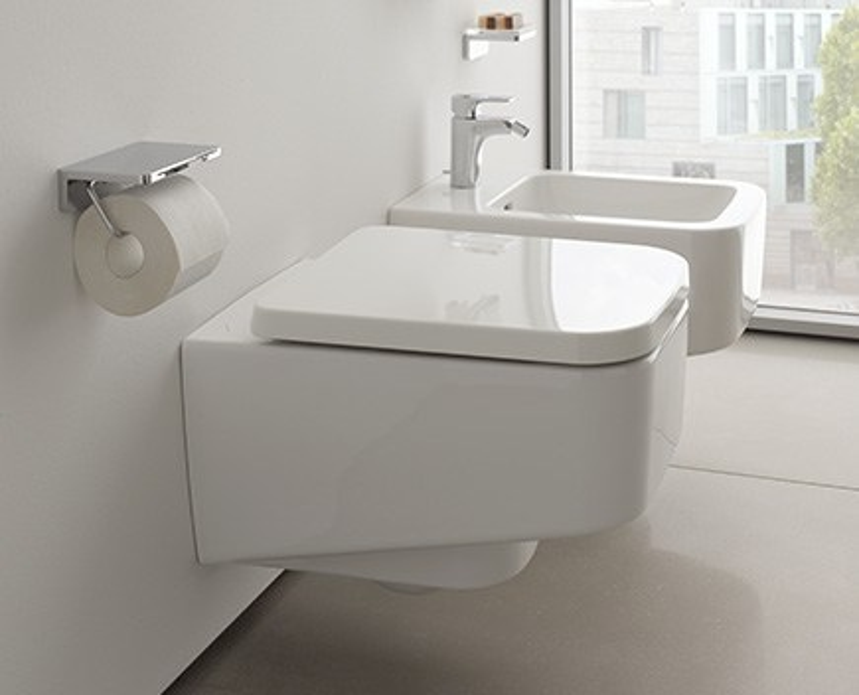 wc sitz pro s perfecto design. Black Bedroom Furniture Sets. Home Design Ideas