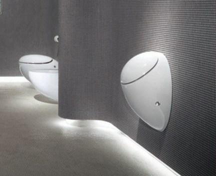 pissoir ilbagnoalessi one 325 x 290 x 585 mit deckel. Black Bedroom Furniture Sets. Home Design Ideas