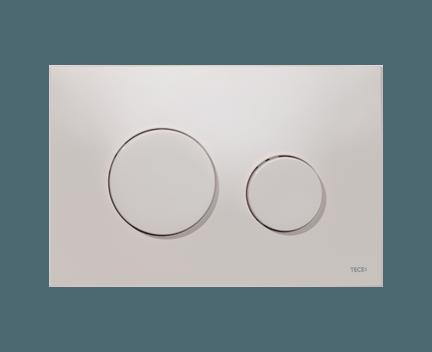 tece loop wc bet tigungsplatte f r zweimengentechnik grau perfecto design. Black Bedroom Furniture Sets. Home Design Ideas