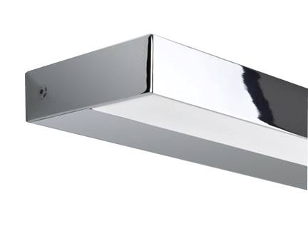 axios badezimmer wandleuchte led 900mm perfecto design