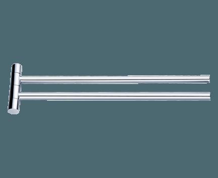 Handtuchhalter Bormo Doppelt Drehbar Perfecto Design