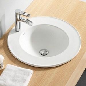 Waschbecken Eingelassen Form Ringformig Marken The Bathco