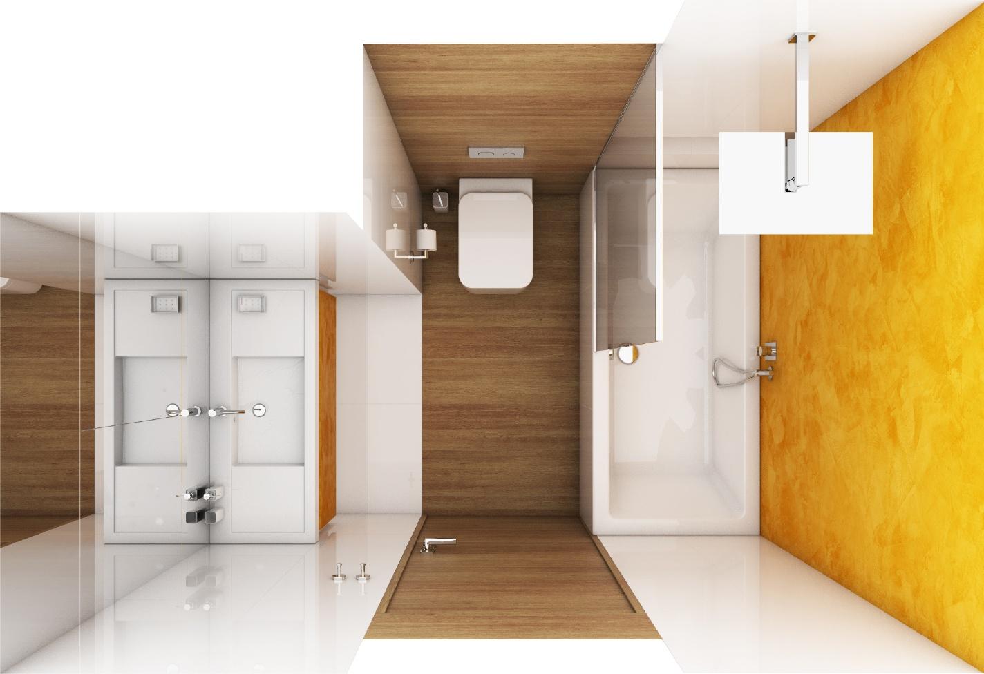 modernes badezimmer honey perfecto design