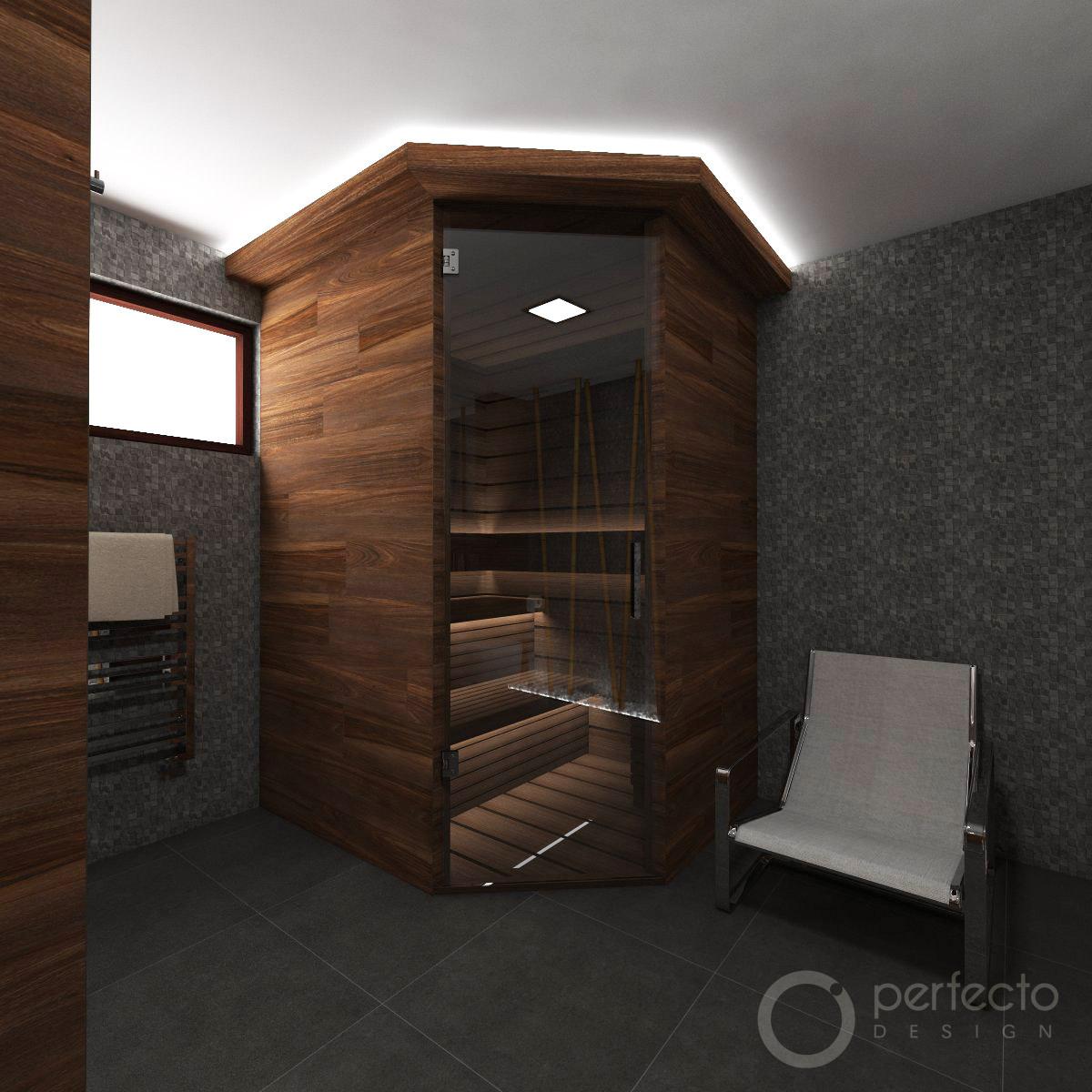 modernes wellness badezimmer zen | perfecto design, Badezimmer