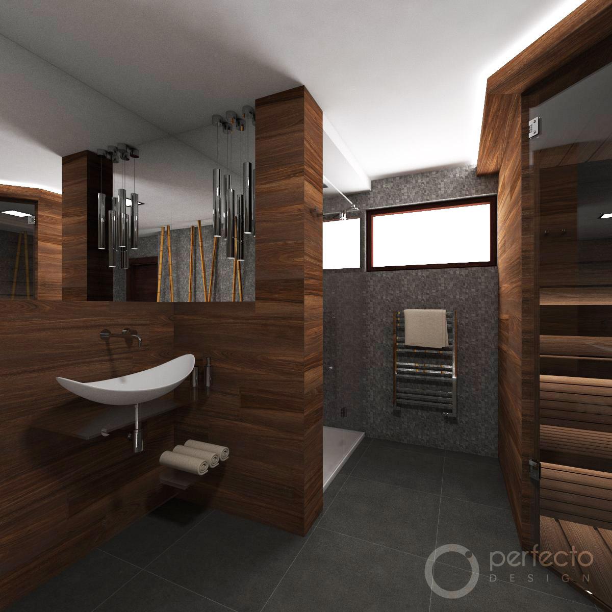 Wellness Badezimmer modernes wellness badezimmer perfecto design