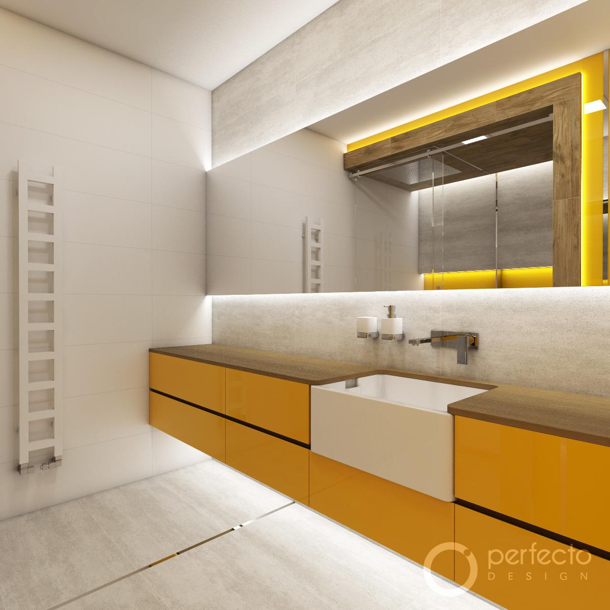 modernes badezimmer modular | perfecto design, Badezimmer ideen