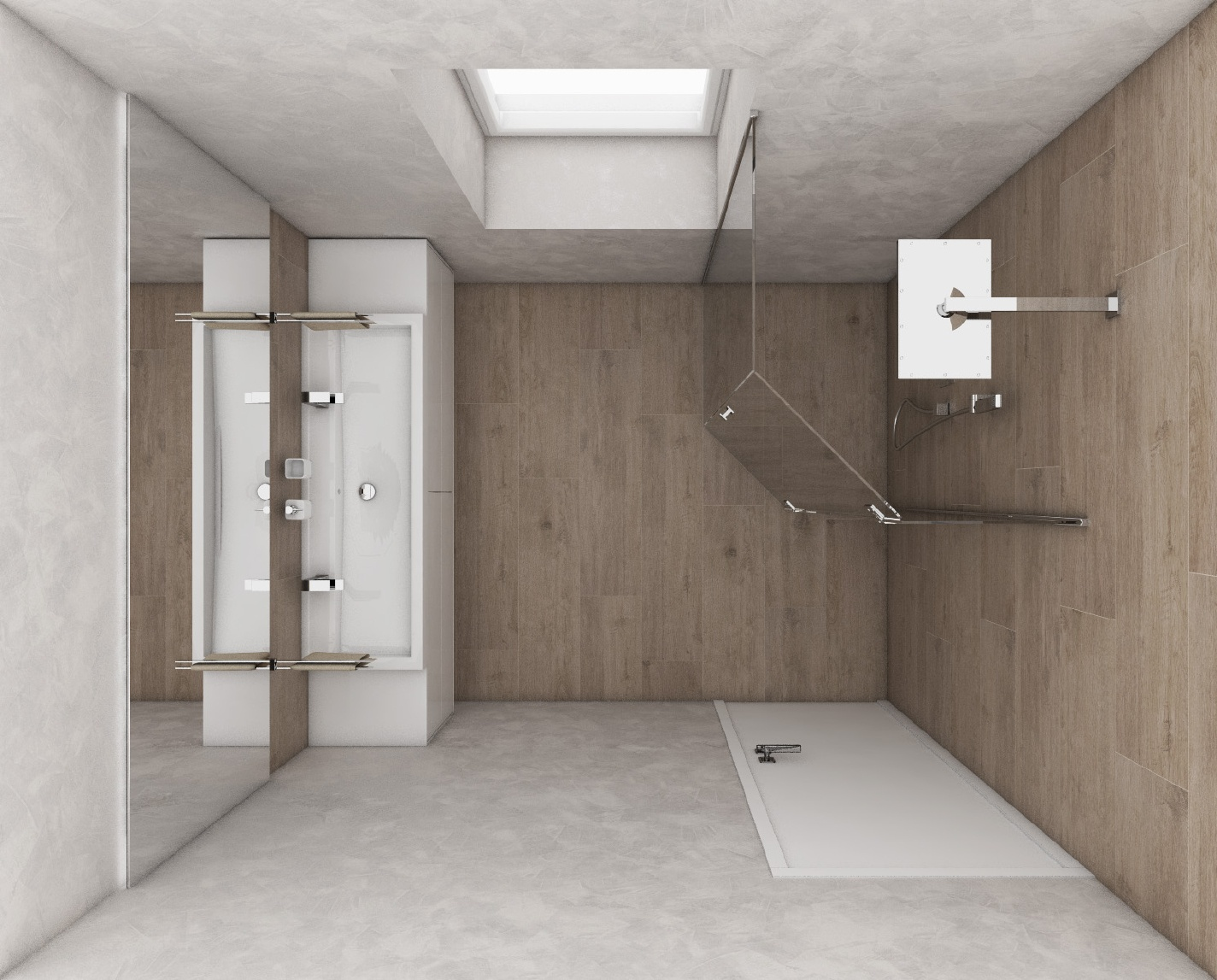 modernes badezimmer melody perfecto design. Black Bedroom Furniture Sets. Home Design Ideas