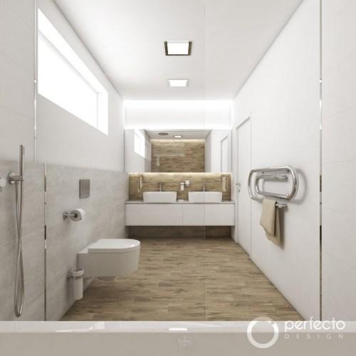 Modernes Badezimmer SCREEN | Perfecto design