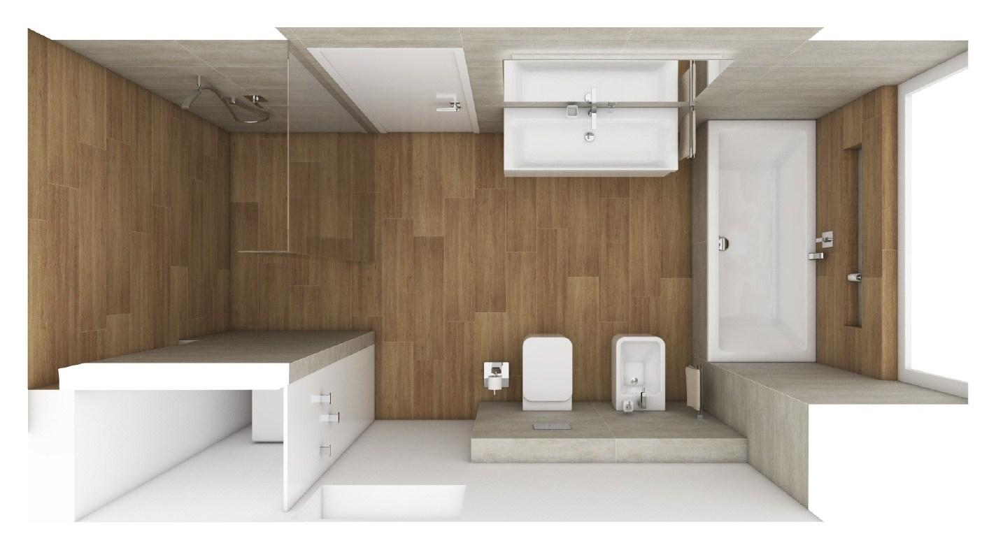moderne badezimmer grundrisse haus design ideen. Black Bedroom Furniture Sets. Home Design Ideas