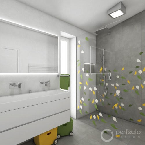 Kinder-Badezimmer ORIGAMI   Perfecto design