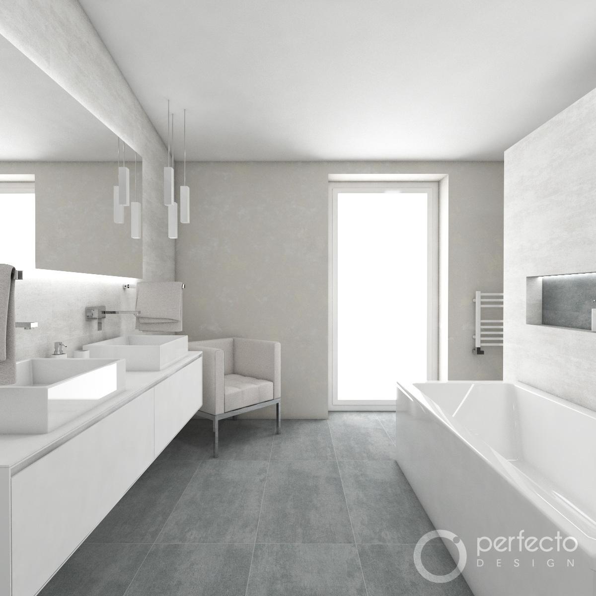 modernes badezimmer cashmere | perfecto design, Badezimmer ideen