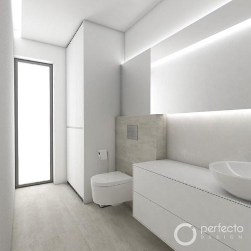 Moderne Toilette RAY | Perfecto design