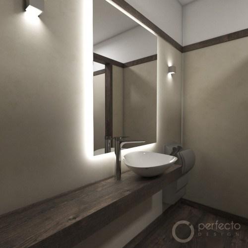 Moderne Toilette OLD TOWN | Perfecto design
