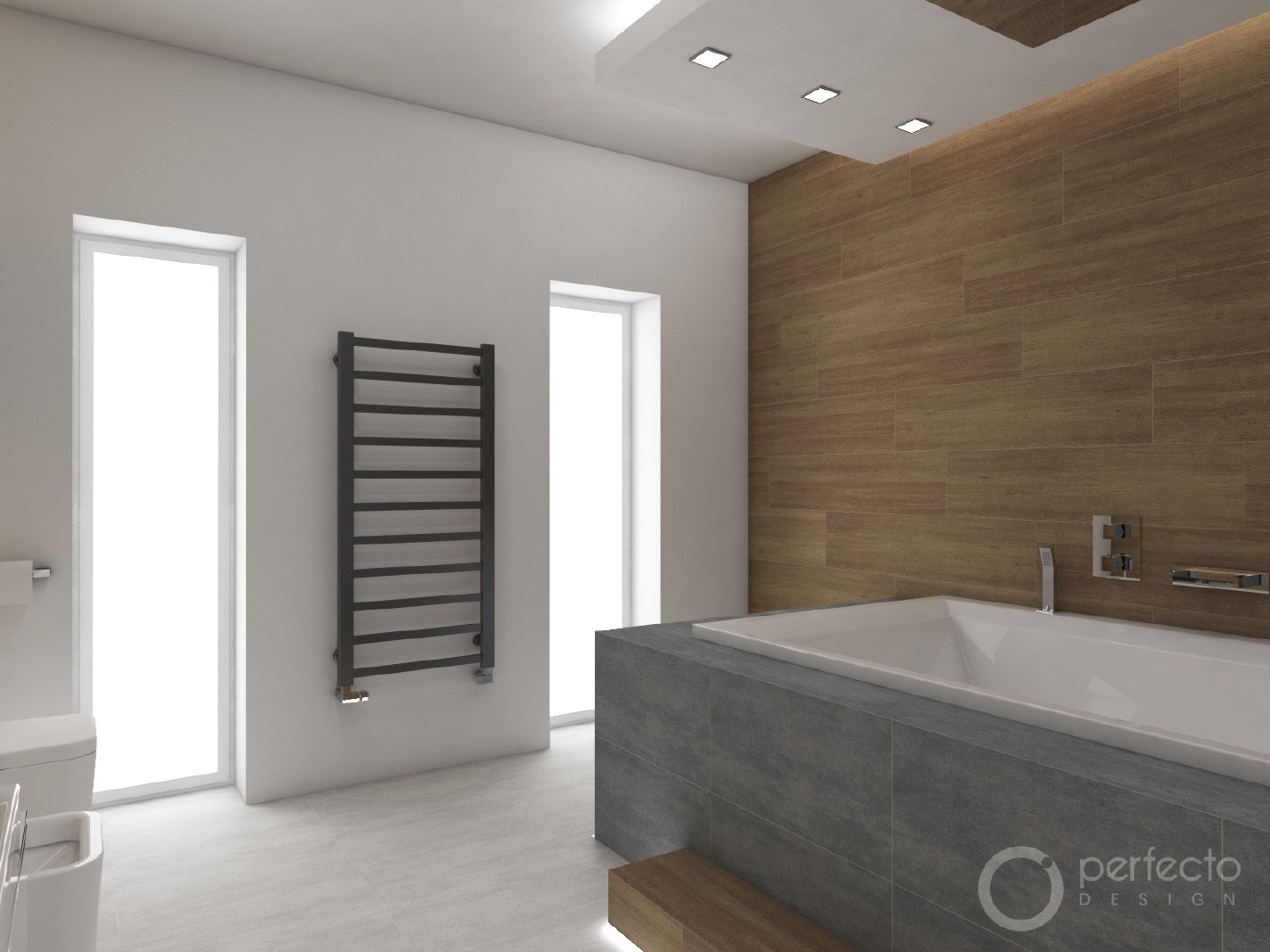Modernes badezimmer note perfecto design for Badezimmer modernes design