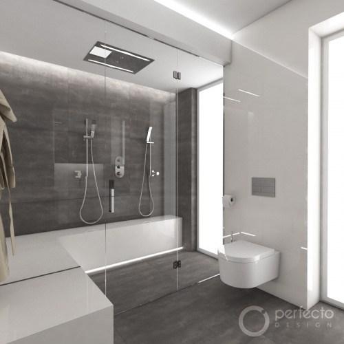 modernes badezimmer minimal - Modernes Badezimmer