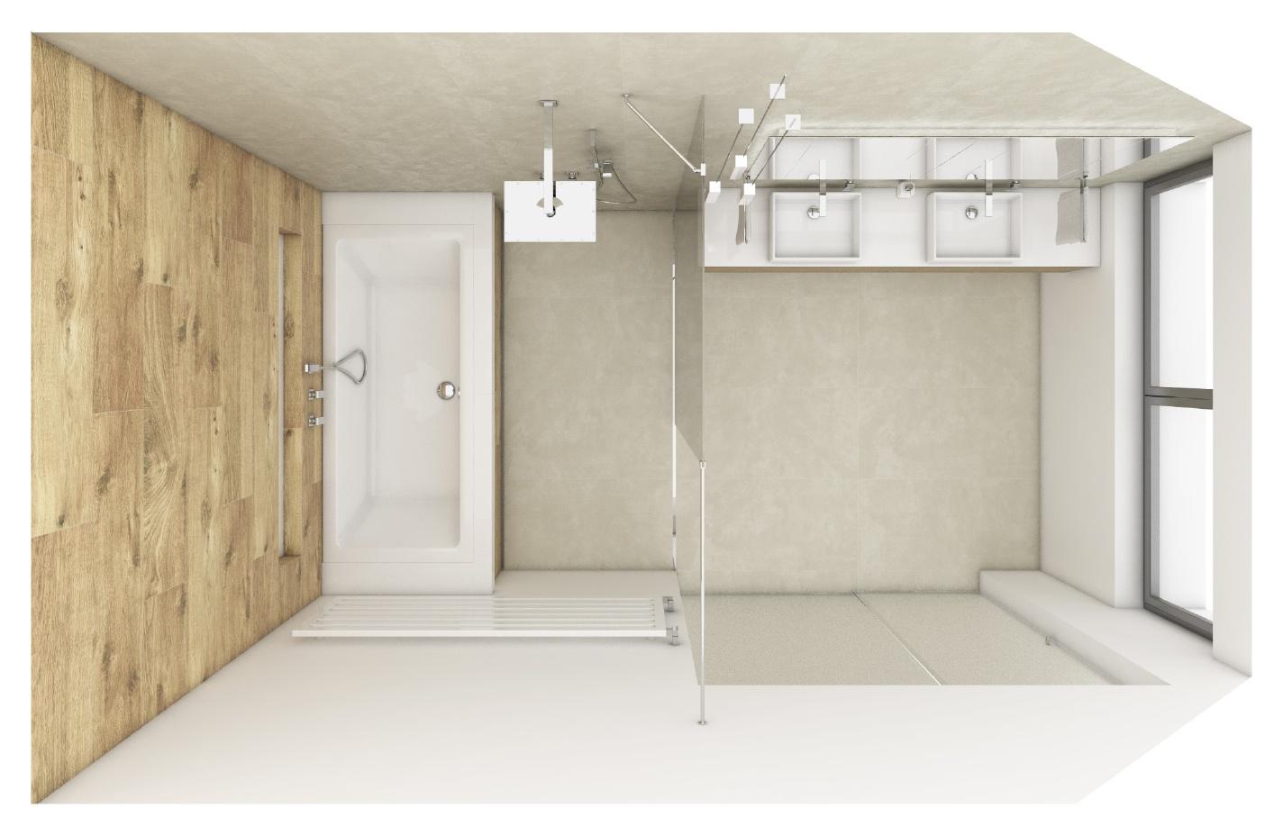 modernes badezimmer sand | perfecto design, Badezimmer ideen