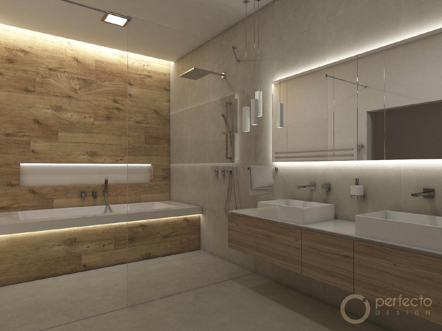 Modernes Badezimmer SAND | Perfecto design