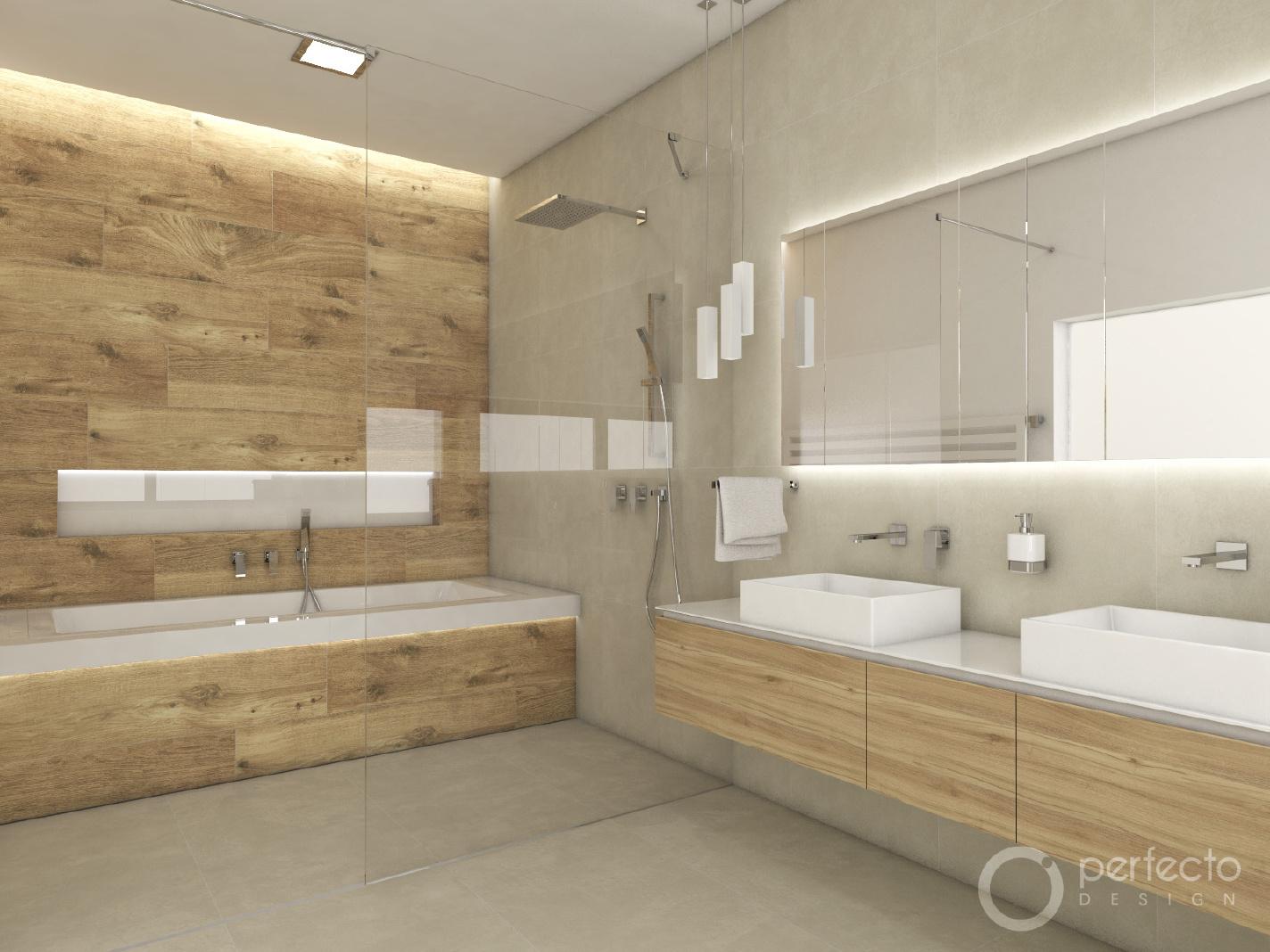 modernes badezimmer sand visualisierung - Modernes Badezimmer
