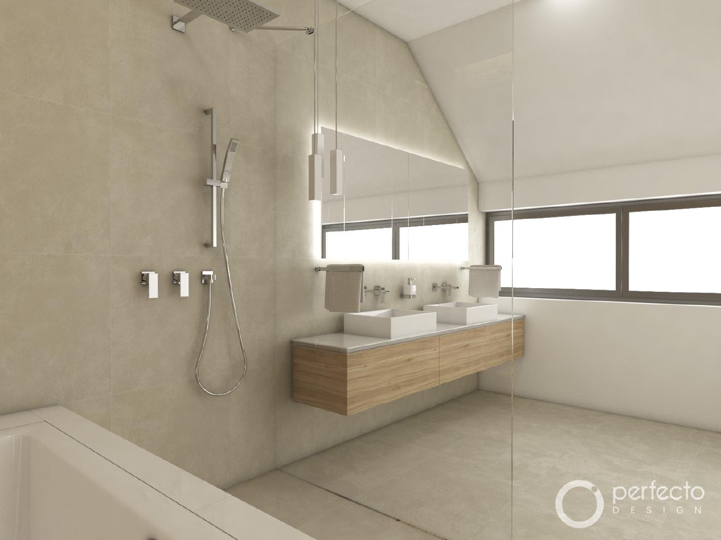 modernes badezimmer sand | perfecto design - Modernes Badezimmer