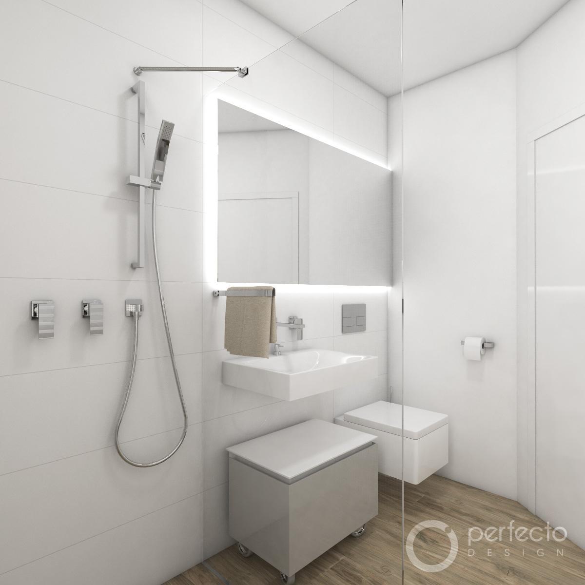 modernes badezimmer perla | perfecto design, Badezimmer ideen
