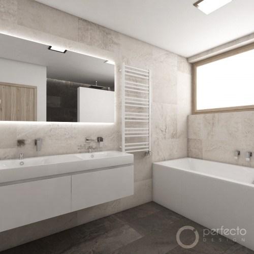 Modernes Badezimmer CASA | Perfecto design