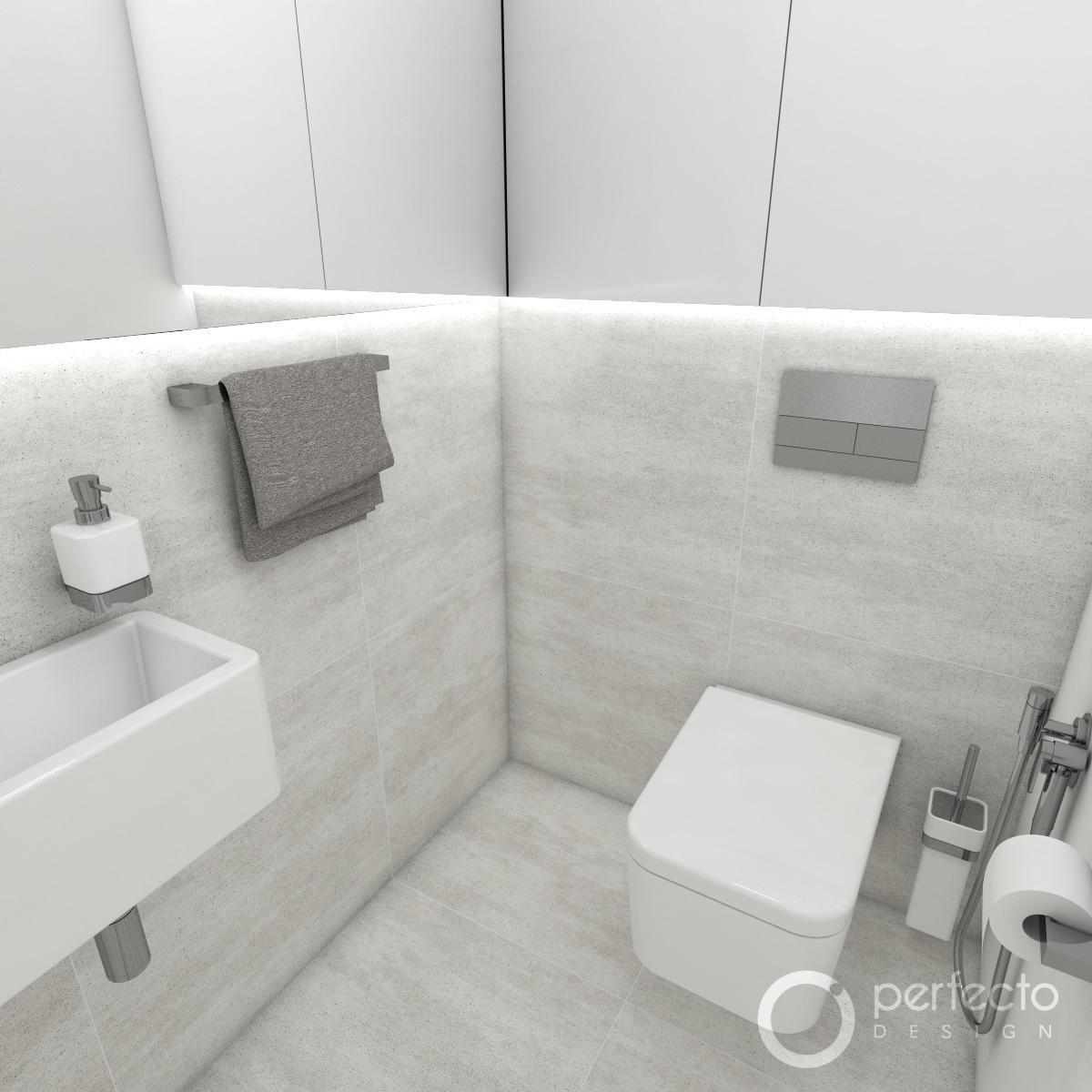 Moderne Toilette GIZMO | Perfecto design