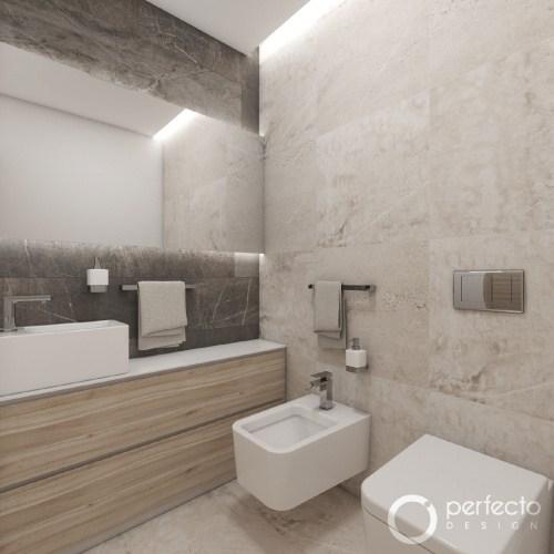 Moderne Toilette CAIRO | Perfecto design