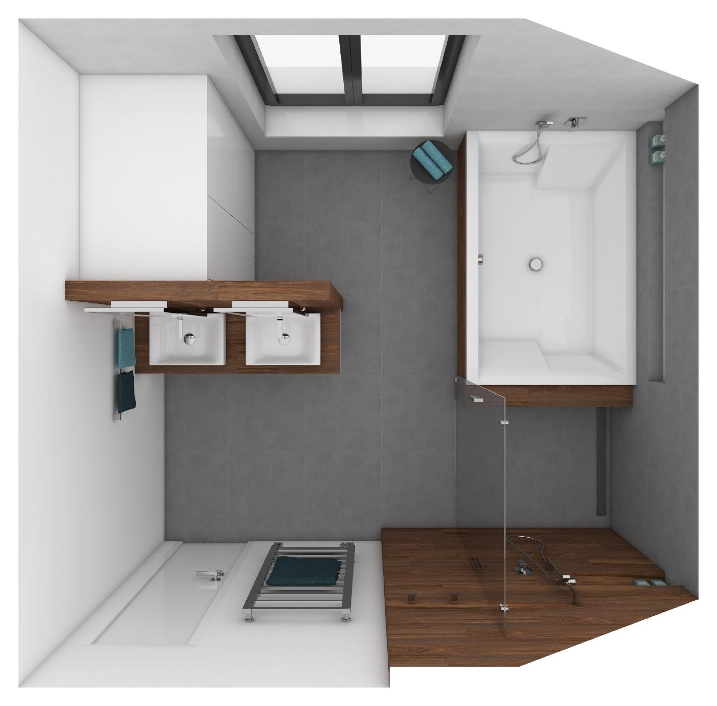 Grundriss Badezimmer 9Qm – vitaplaza.info