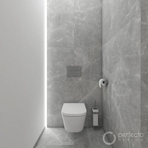 Moderne Toilette MIST | Perfecto design