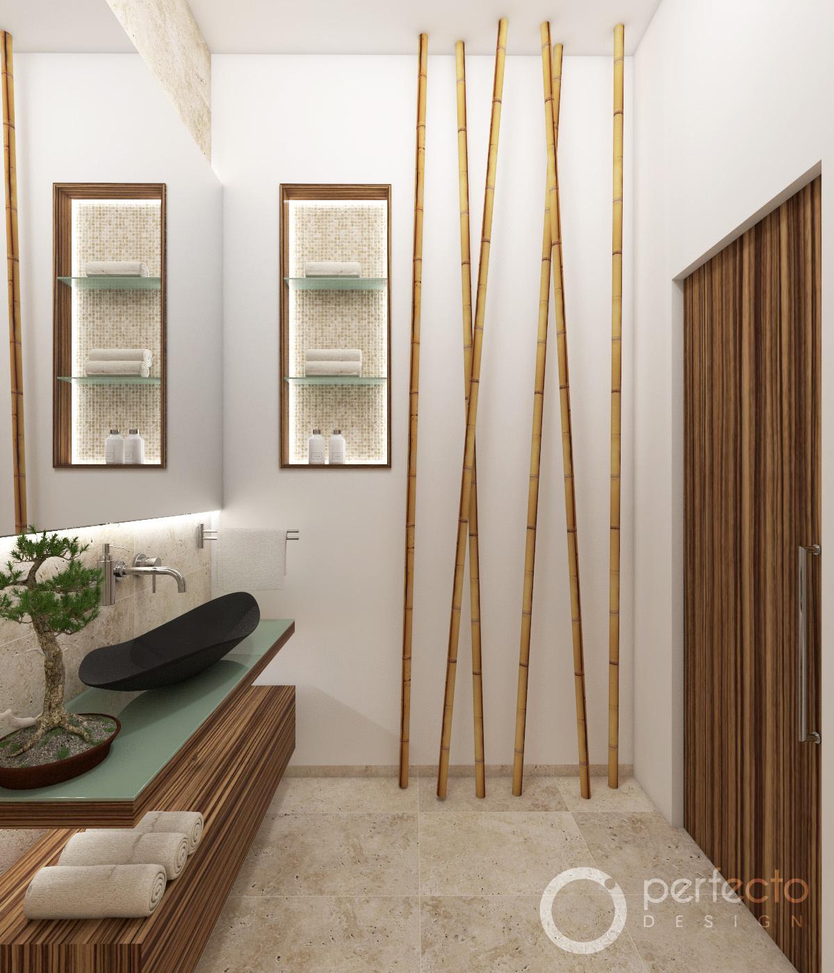 natur-badezimmer fuji | perfecto design, Badezimmer
