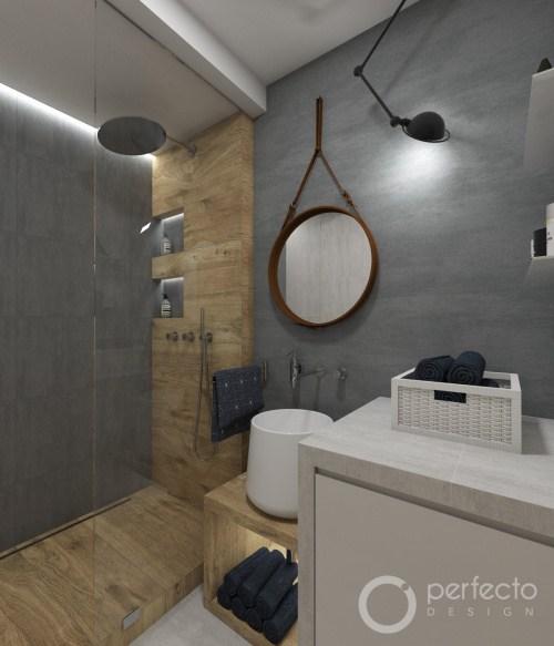 Natur-Badezimmer SCANDINAVIA | Perfecto design